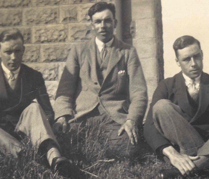 Andrew, James & John Brown 1930s