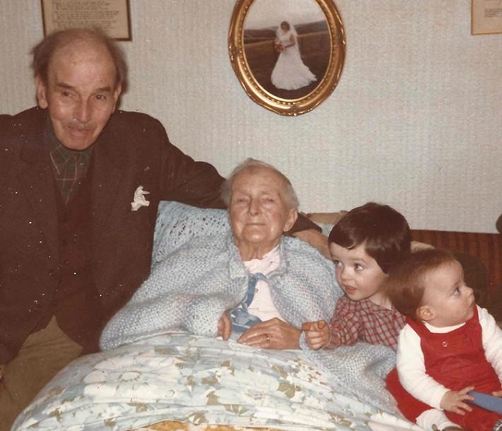 Gran, Grampa, Fraser & Craig 1985
