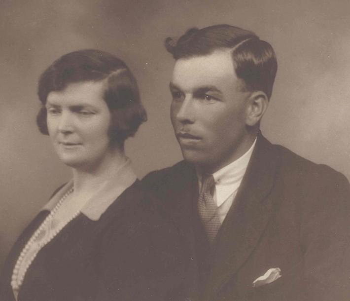 Granny & Grampa Brown no-date